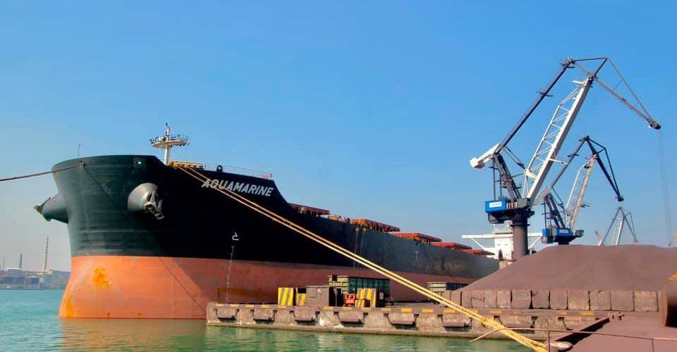 ДП «МТП «Южний» прийняло третій балкер з вантажем компанії Ferrexpo
