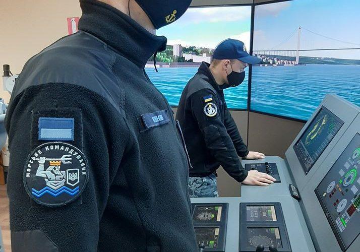 У навчальному центрі ВМС ЗС України відбувся випуск фахівців за корабельними спеціальностями