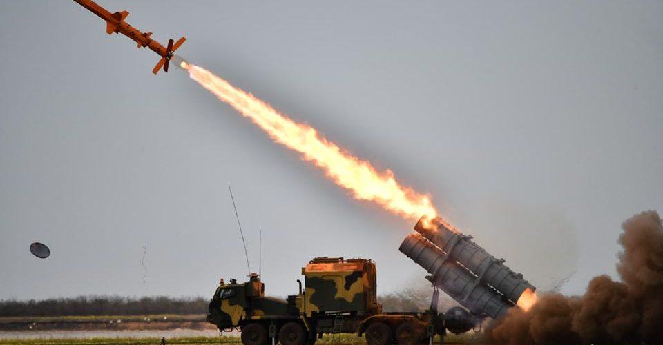 """В Одеській області почались державні випробування ракетного комплексу Р-360 """"Нептун"""""""