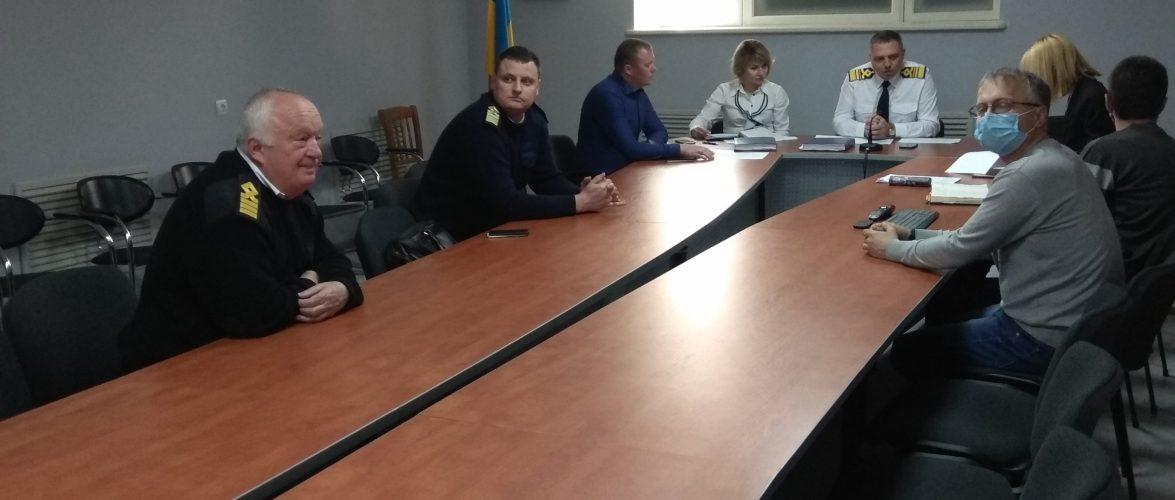 Представника Херсонського нафтоперевалочного комплексу внесено у Реєстр морських портів України