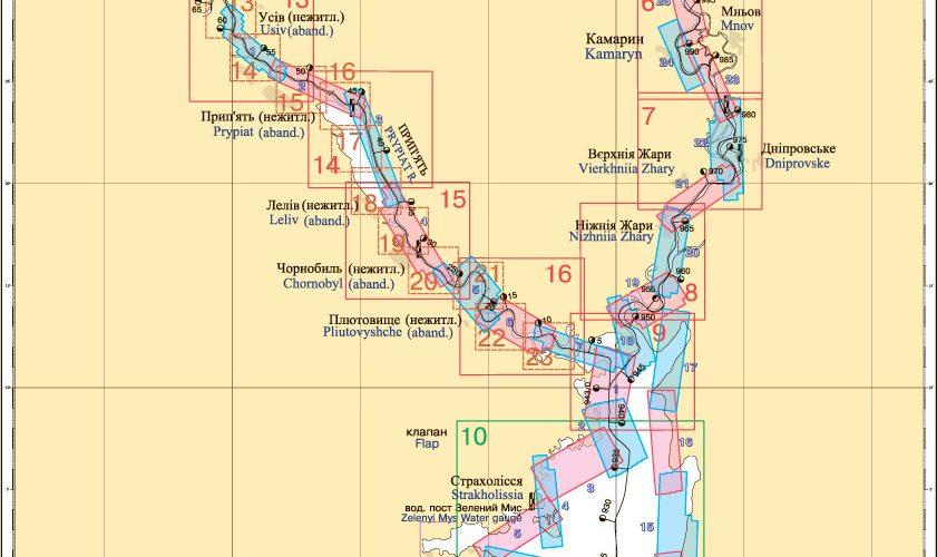 Держгідрографія продовжує серію експедицій започатковану у 2005 році