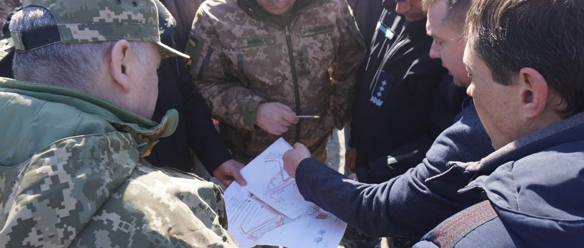 Міноборони шукає виконавців будівництва бази ВМС на Азові