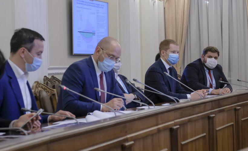 Рада з питань економічного розвитку під головуванням Прем'єр-міністра обговорила Програму виходу з кризи