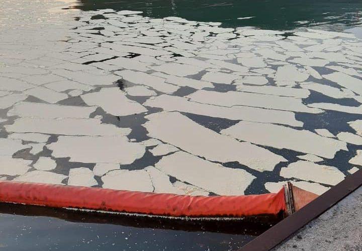 Суд змінив заставу в 26,6 млн.грн. на банківську гарантію у справі про скид пальмової олії із судна «STAVANGER»