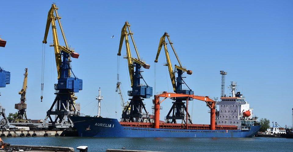 З початку травня Маріупольський порт перевалив 109,4 тис. т вантажів