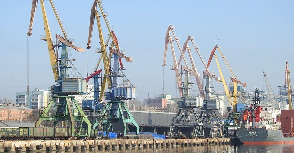 В Миколаївському морському порту з початку року перевалили на 4% менше вантажів
