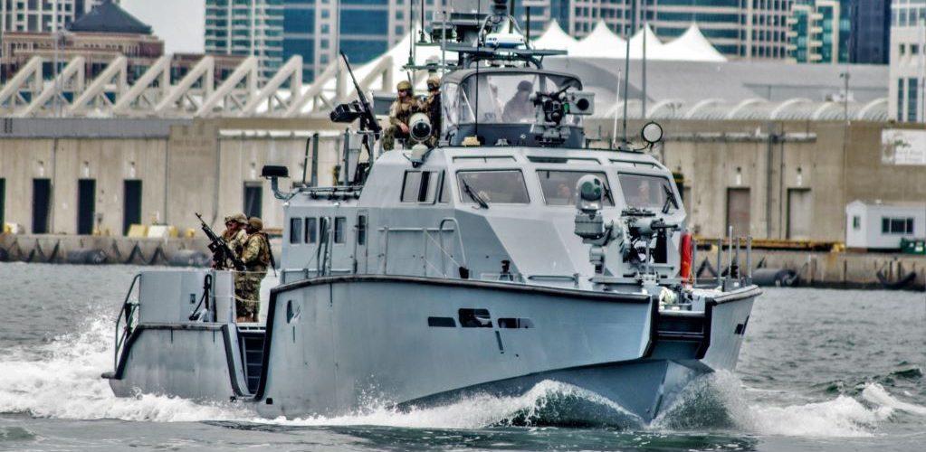 Держдеп США схвалив продаж Україні до 16 патрульних катерів Mark VI