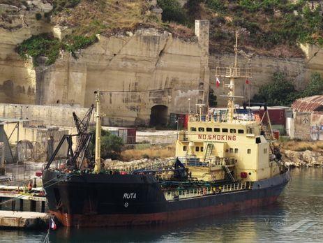 """Після трьох років ув'язнення звільнили 14 українських моряків з танкеру """"Рута"""""""