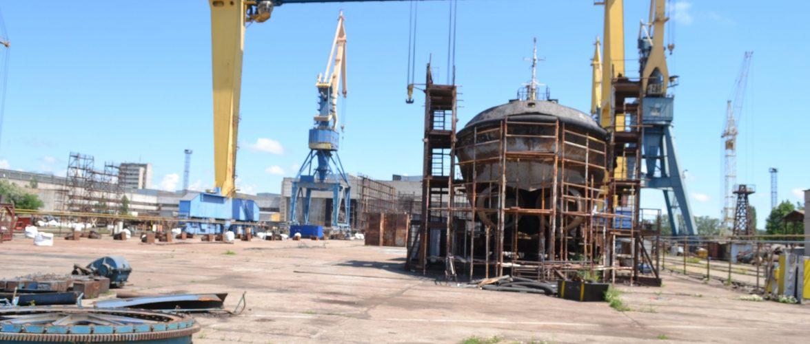 Народні депутати України з фракції «Слуга народу» проситимуть генерального прокурора розібратися із ситуацію на Миколаївському суднобудівному заводі «Океан»