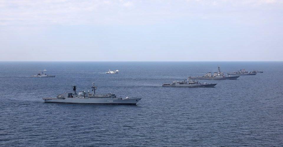 У портах Чорноморськ, Одеса, Південний, Миколаїв обмежена лоцманська проводка через військові навчання ВМС ЗСУ