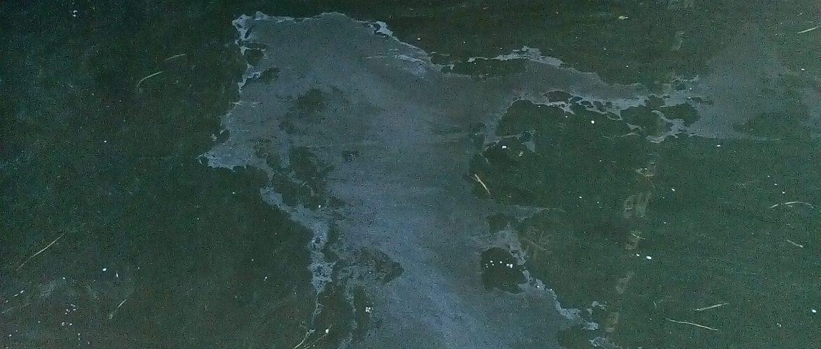 У Херсонському морському порту виявили та оперативно ліквідували забруднення акваторії