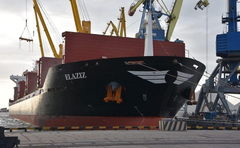 Маріупольський порт з початку місяця обробив 504 тис. тонн вантажів