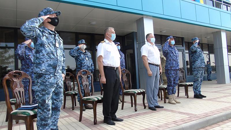 В акваторії Ізмаїльського порту стартують україно-румунські навчання «Ріверайн-2020»