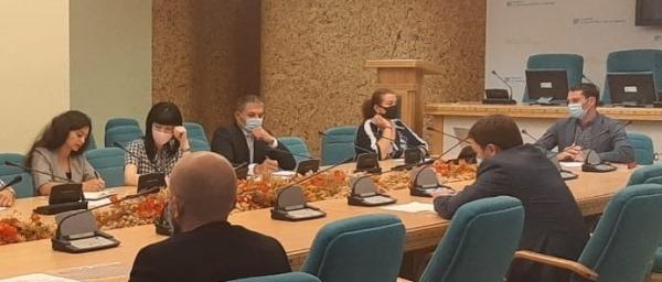 Відбулось перше засідання Робочої групи з питань реформування в сфері морського та річкового транспорту