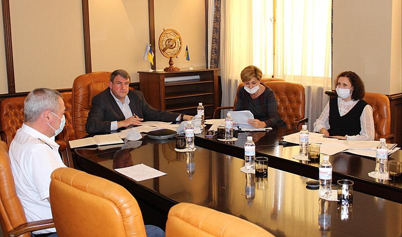 На Раді морського порту Чорноморськ погодили актуалізований проект Плану розвитку порту