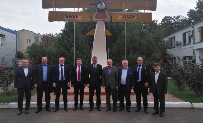 Віцепрем'єр-міністр Олег Уруський здійснив візит на ДП «Науково-виробничий комплекс газотурбобудування «Зоря»-«Машпроєкт»
