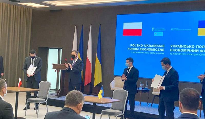 Україна і Польща співпрацюватимуть у розвитку транспортного коридору між Гданськом та Чорним морем, – Владислав Криклій