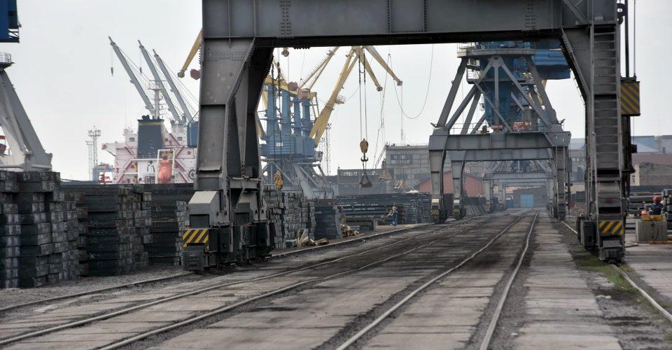 Маріупольський порт подолав з вантажопереробки позначку в 5 млн. тонн