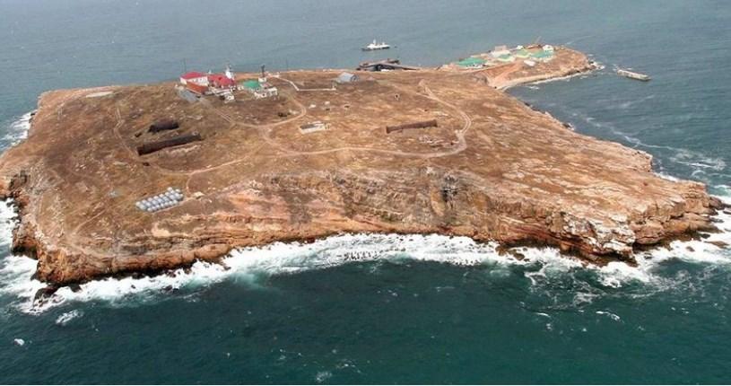 На острові Зміїний планують побудувати морську систему зв'язку за 68 млн грн
