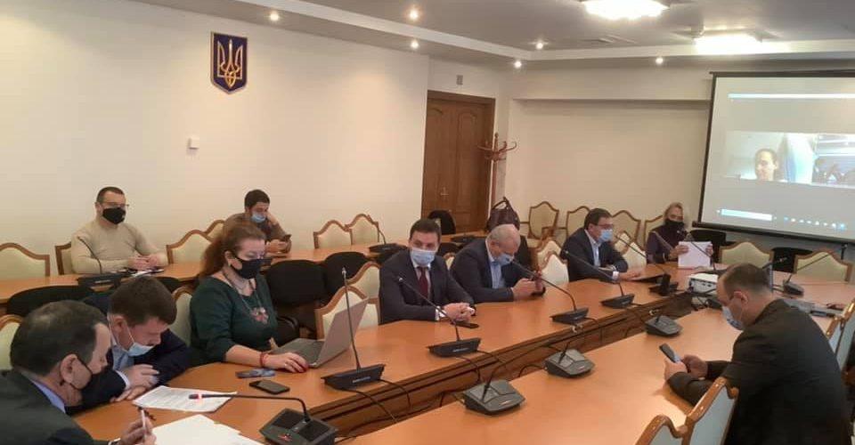 Комітет з питань транспорту розглянув правки до проекту Закону України «Про внутрішній водний транспорт»