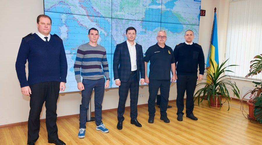 «Морська пошуково-рятувальна служба» відкрила оновлений апаратно-технічний комплекс Державного морського рятувально-координаційного центру