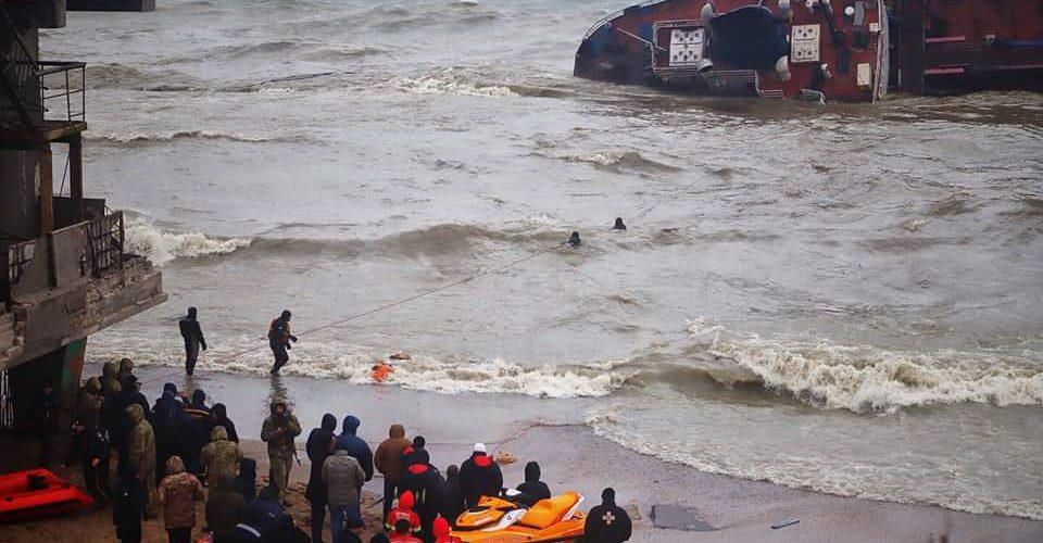 Справа танкера «Delfi»: капітана порту «Південний» підозрюють у службовій недбалості