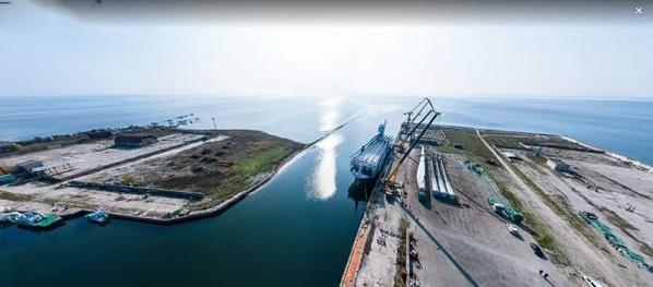 25.11.2020 року відбулося засідання Ради Скадовського морського порту