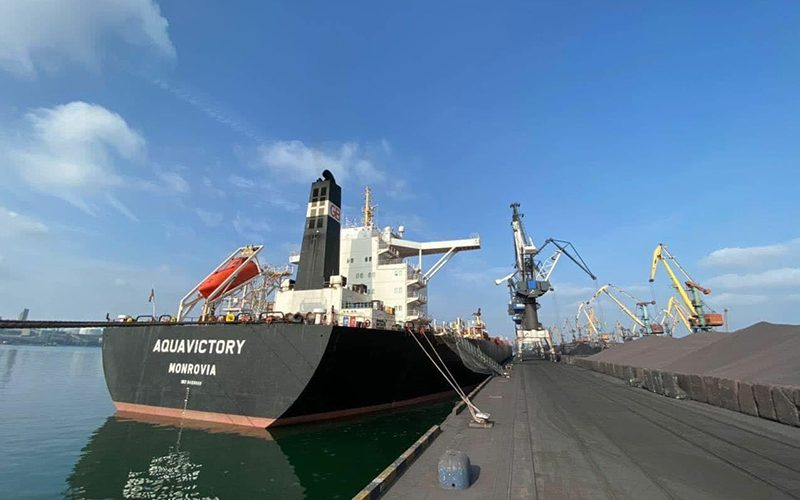 Уряд ухвалив рішення про межі території морського порту Південний