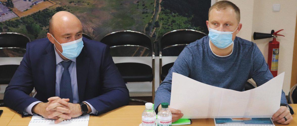 Розвиток інфраструктури, експлуатацію причалів та майстер-план обговорили в адміністрації СМП Ольвія