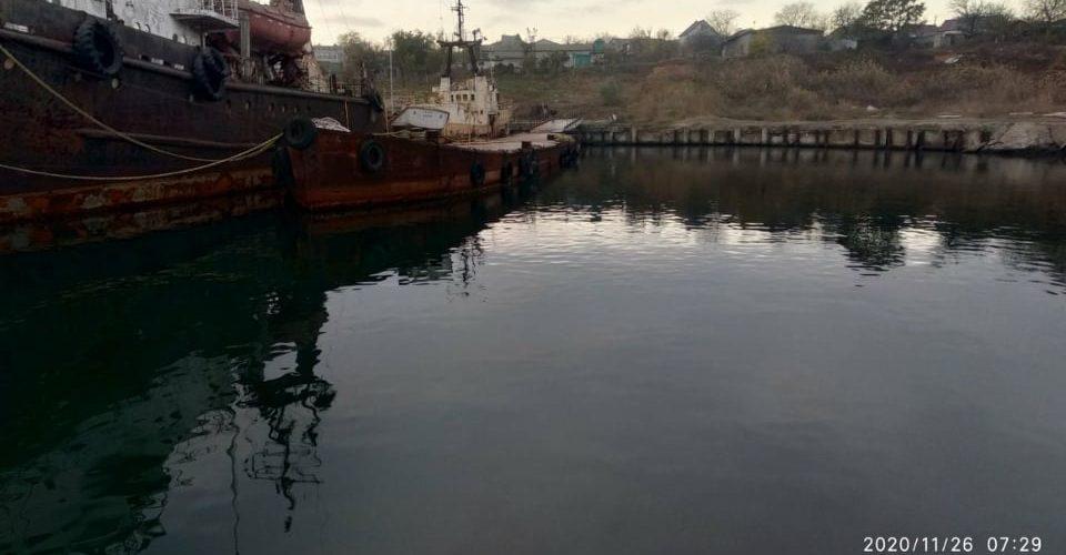 Інформація щодо підтоплення буксиру «Аметіст» в Чорноморському морському порту, та забруднення акваторії нафтопродуктами не відповідає дійсності