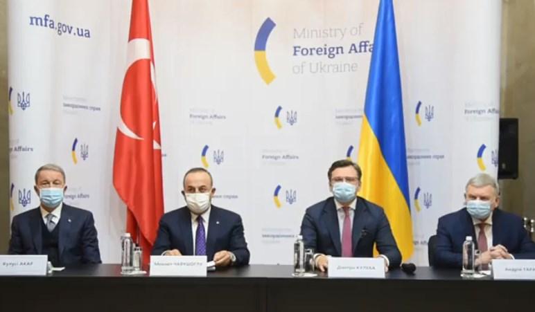 Дмитро Кулеба: «Квадрига» відкриває нову сторінку не лише у відносинах України та Туреччини, а й у розвитку регіону загалом
