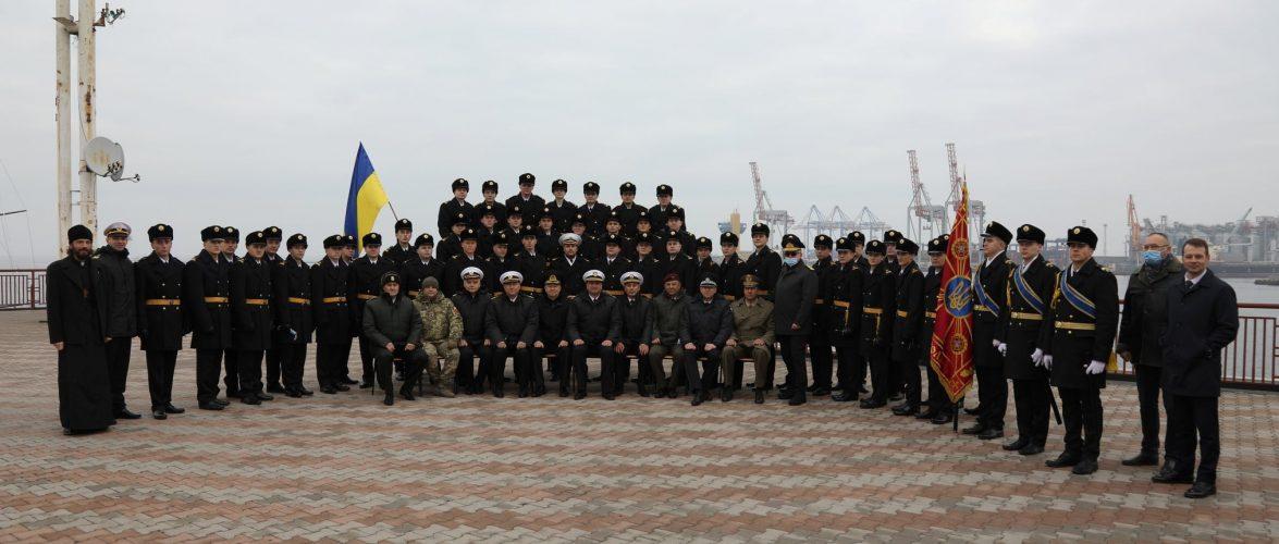 Відбувся випуск курсантів Інституту Військово-Морських Сил НУ «ОМА» 2020 року