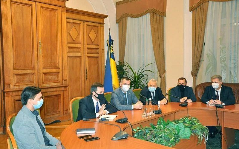 Колективу адміністрації Одеського морського порту представлено нового керівника