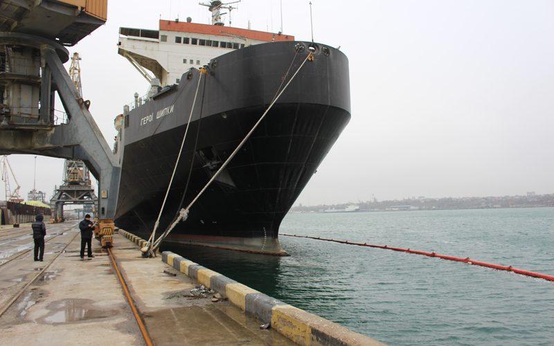 В морському порту Чорноморськ відпрацювали дії персоналу у разі виникнення надзвичайної ситуації