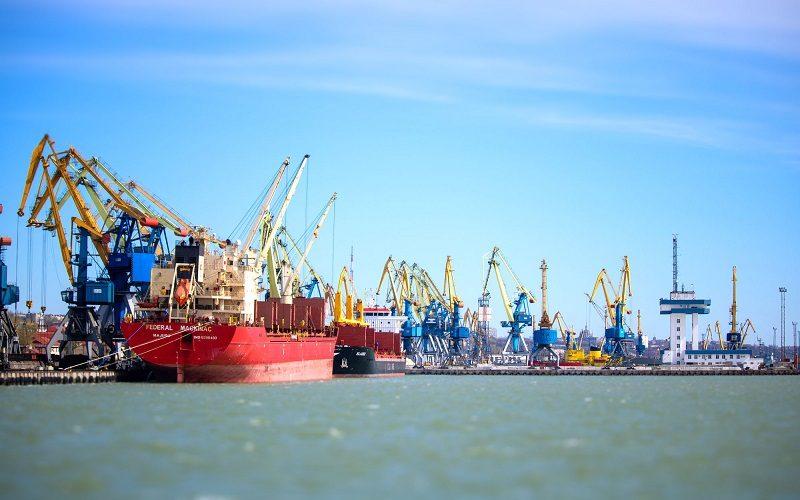 Всі морські порти працюють у штатному режимі