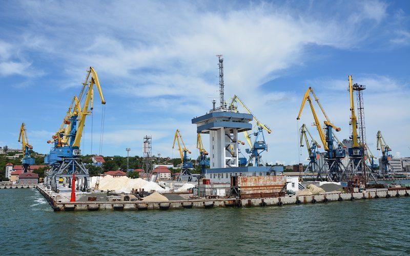 Перевалка по Маріупольському порту вже перевищила показники минулого року