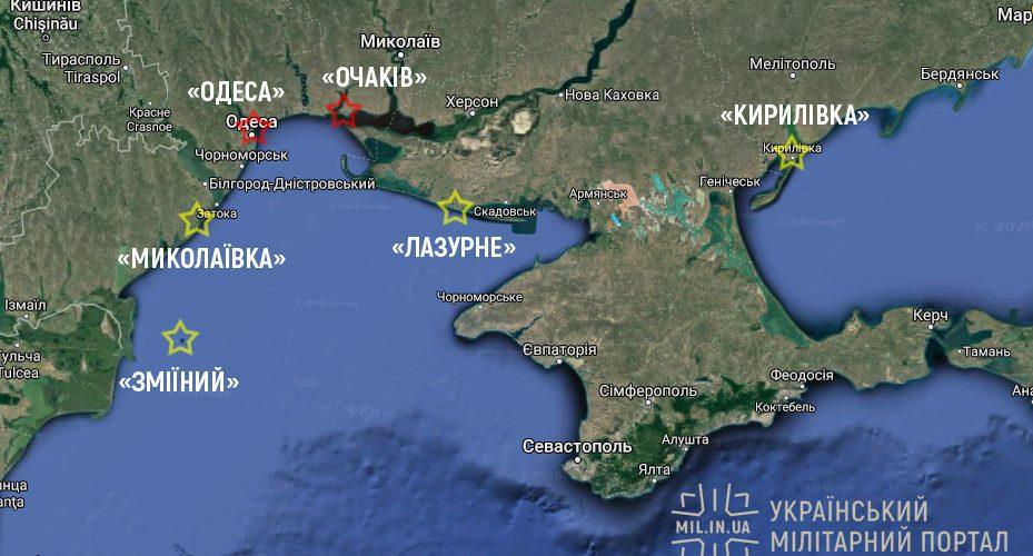 Пошуково-рятувальна служба розгортає мережу станцій морського району