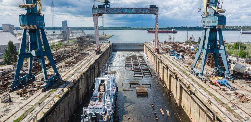 """Суднобудівний завод """"Океан"""" обрано для реалізації корветної програми"""
