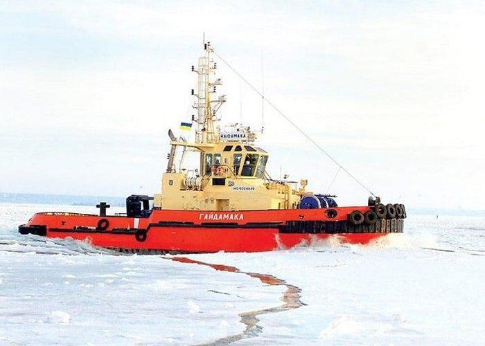 У чотирьох морських портах оголошена льодова кампанія