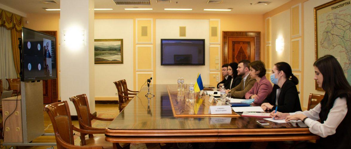 """У 2020 році об'єми контейнерних перевезень між Україною та Литвою поїздом """"Вікінг"""" зросли на 21% – Мінінфраструктури"""