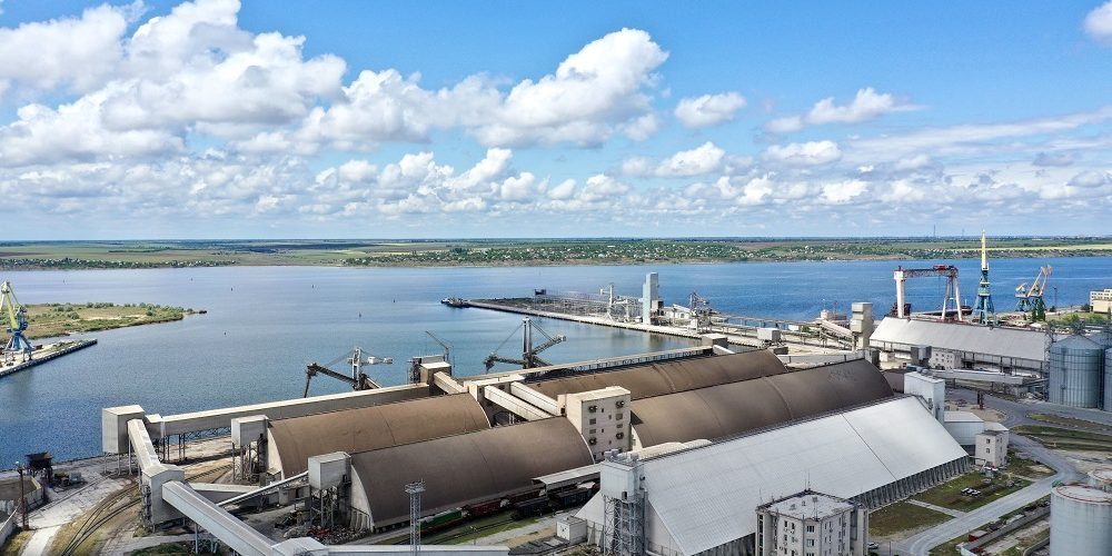 У 2020 році вантажообіг порту «Ніка-Тера» склав 7,38 млн. тонн вантажів