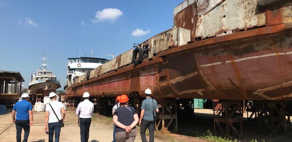 """СБУ блокувала розкрадання бюджетних коштів під час ремонту судна для """"Держгідрографії"""""""