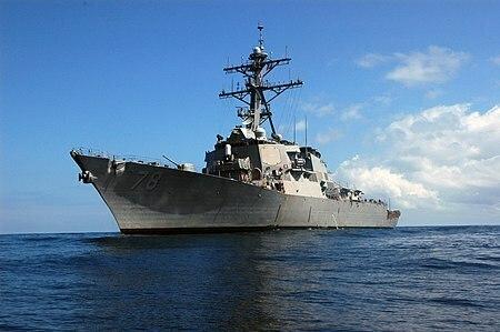 Росія згадала про Конвенцію Монтре на фоні допуску Туреччиною кораблів ВМС США у Чорне море