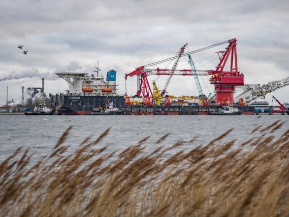 """США ввели санкції проти російського судна-трубоукладника """"Північного потоку-2"""""""