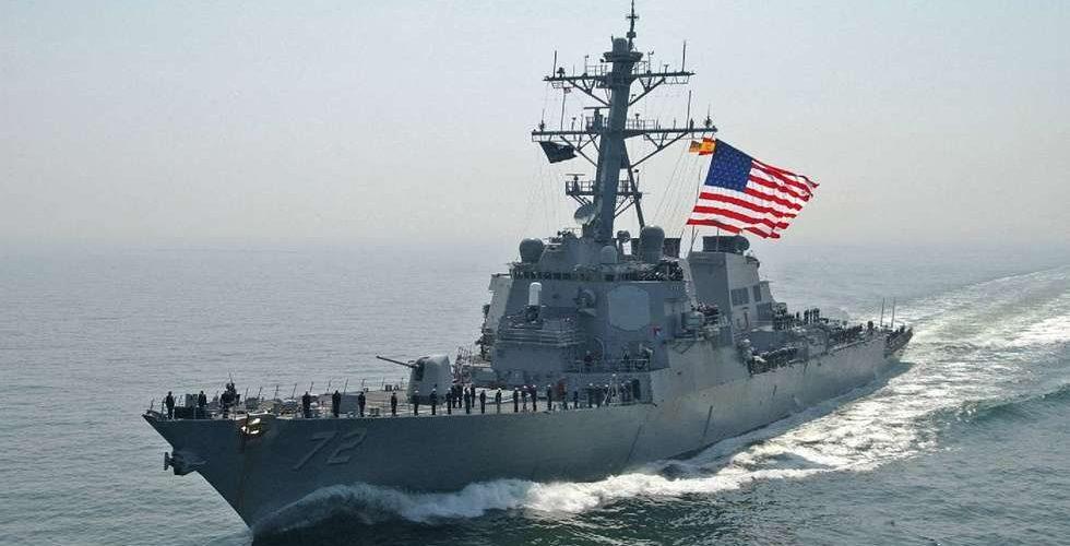 Американський есмінець Donald Cook зайшов в Чорне море
