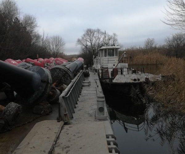 Готуємо річкові ЗНО до навігаційного сезону