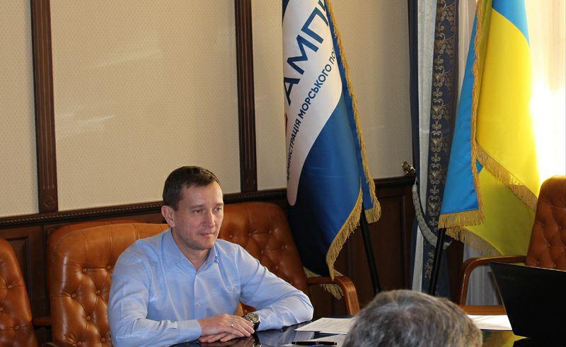 На Раді морського порту Чорноморськ узгодили робочу редакцію проєкту Обов'язкових постанов