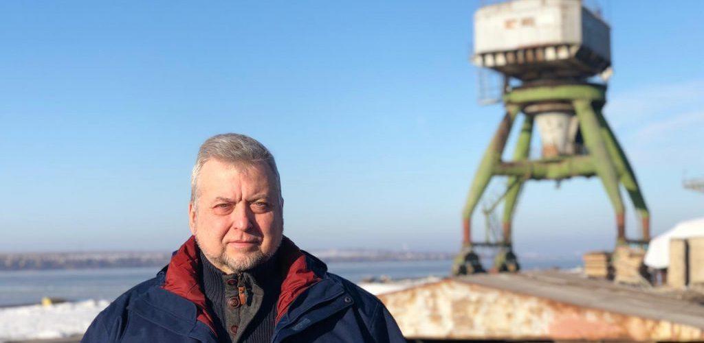 Призначено Генерального директора суднобудівного заводу «Океан»