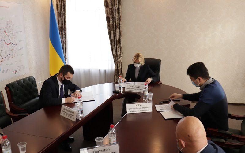 Підписано Меморандум щодо співробітництва між ДП «АМПУ», Миколаївською облрадою та Миколаївською ОДА щодо підвищення ролі та ефективності морегосподарського комплексу регіону