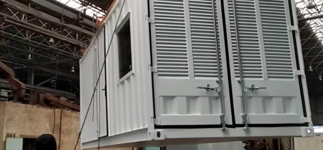 """ЧАО """"ІСРЗ"""" відвантажило замовнику ще два контейнери"""